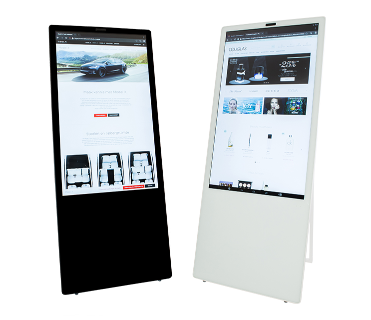 Mobiel display PixioDisplay